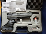 Zoraki HP01 Ultra .22 Cal Black - Multi-Pump Pneumatic Air Pistol (Webley Alecto)