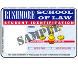 Rushmore School of Law Student ID