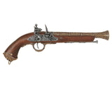 Denix 18th Century Italian Flintlock Pistol - Brass (Not Resin) - MaxArmory