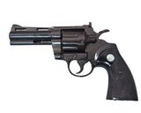 "Denix Replica .357 Magnum 4"" Barrel Pistol Non-Firing Replica - (Not Resin)"