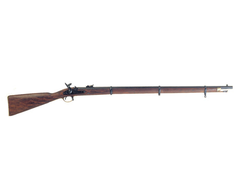 Denix 1853 Civil War 3 Band Enfield Musket - Non-Firing Replica Gun