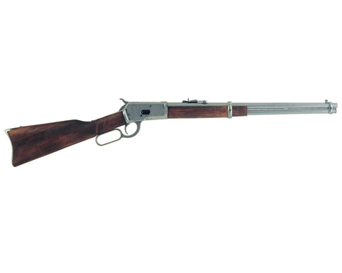 Denix - Old West M1892 Antiqued Finish Lever Action Rifle - Non-Firing Replica Gun