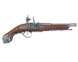 Denix Colonial 18th Century Flintlock Pistol - Non-Firing Replica Gun - MaxArmory