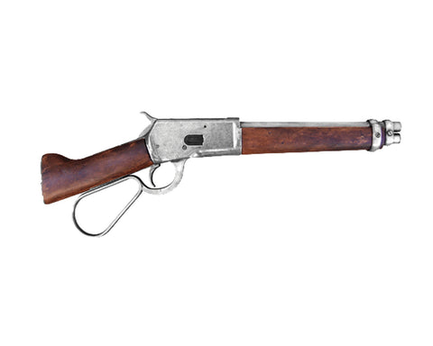 Denix - Old West Mare's Leg Rifle - Non-Firing Replica Gun