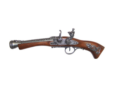 Denix - Left-Handed Austrian Flintlock Gray Finish