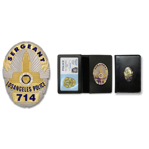 Los Angeles Police Department - Joe Friday (Case & ID card Included) - MaxArmory