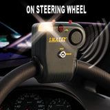 Steering Wheel Alarm w/ Remote
