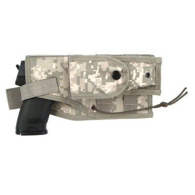 Large Pistol Holster - Digital Camo - MaxArmory