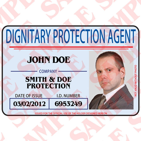Dignitary Protection ID