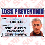 Loss Prevention Officer ID Card - MaxArmory