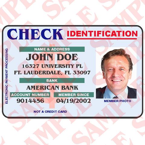 Check ID Card