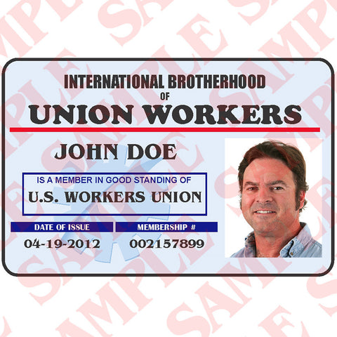 International Brotherhood of Union Workers - MaxArmory