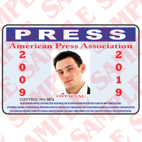 Press (American Press Association) - MaxArmory