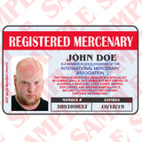 Registered Mercenary - MaxArmory