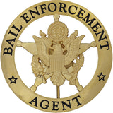 Marshal Bail Enforcement Agent Badge Set - MaxArmory