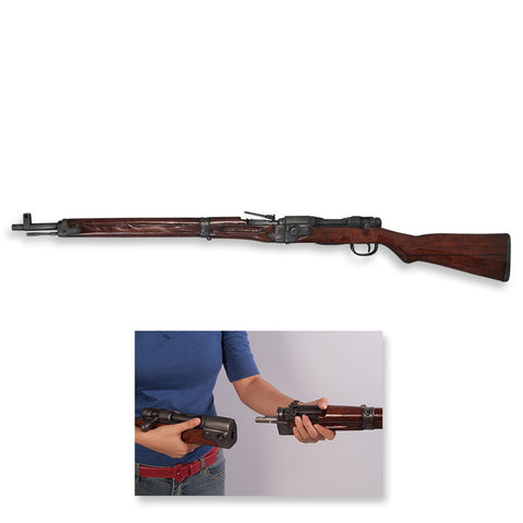 RESIN REPLICA - JAPANESE ARISAKA FOLDING RIFLE