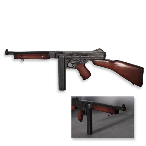 RESIN REPLICA - THOMPSON STICK MACHINE GUN - MaxArmory