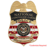 MX - Police National Concealed Carry