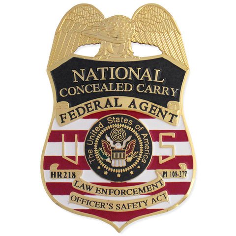 MX - Federal Agent National Concealed Carry - MaxArmory