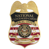 MX - Federal Officer National Concealed Carry - MaxArmory