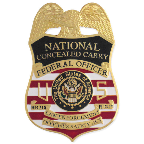 MX - Federal Officer National Concealed Carry