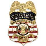 MX - Bail & Fugitive Enforcement Agent Badge - MaxArmory