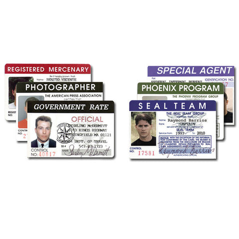 NLES ID Card BLOWOUT Sale - MaxArmory