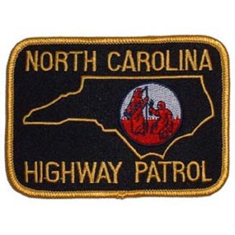 North Carolina Highway Patrol Patch - MaxArmory