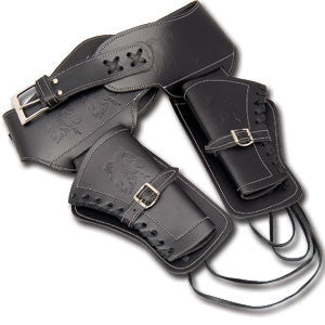 Single Right Draw  Leather Holster - MaxArmory