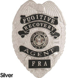 Fugitive Recovery Badge with Reverse Panels - MaxArmory
