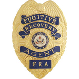 Fugitive Recovery Badge with Reverse Panels