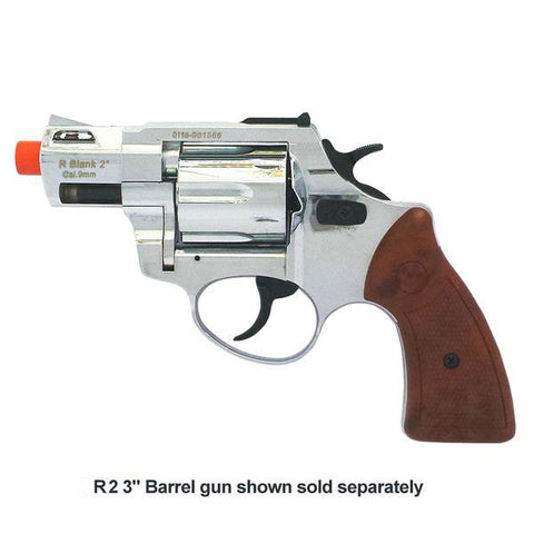Zoraki R2 Simulated Wood Grip - (Gun Not Included)