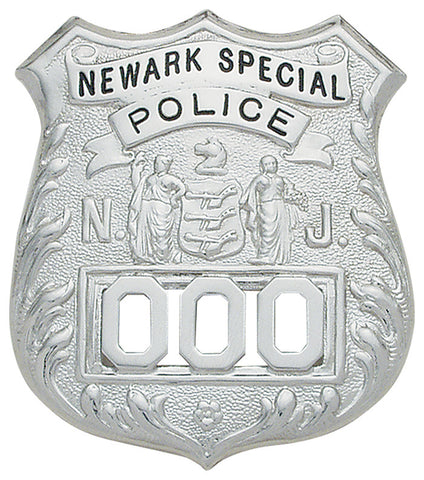 S141A - Custom Engraved Badge
