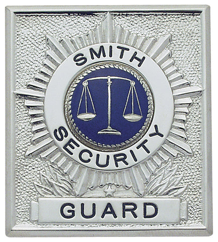 S232 - Custom Engraved Badge