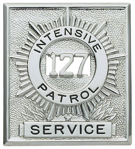 S234 - Custom Engraved Badge - MaxArmory