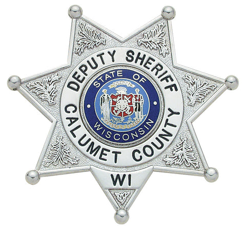 S243A - Custom Engraved Badge