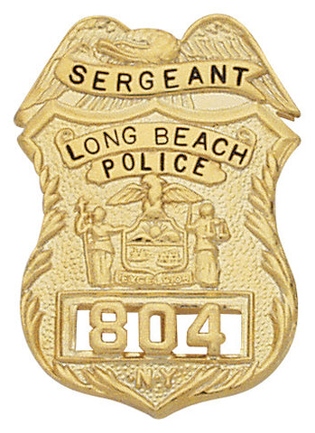 S306 - Custom Engraved Badge