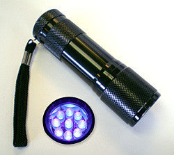 MAX UV DETECTOR FLASHLIGHT - MaxArmory