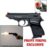 EKOL Lady Black - 9mm Front Firing Blank Gun