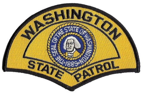 Washington State Patrol Patch - MaxArmory