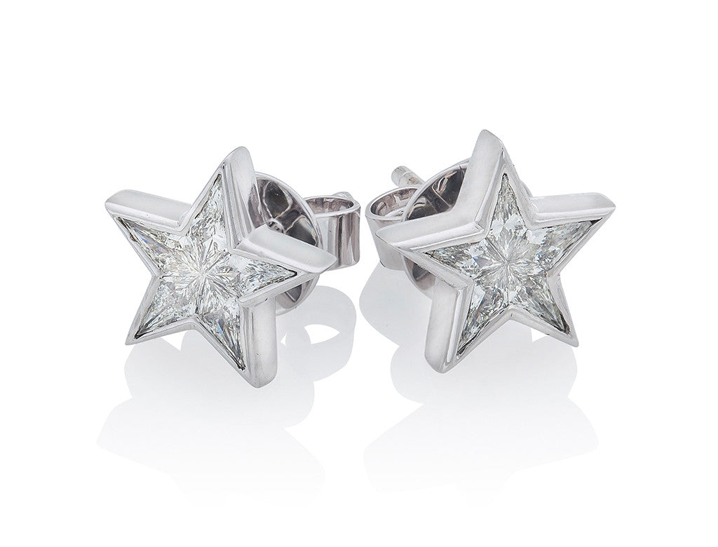 Stars of Joy Stud Earrings