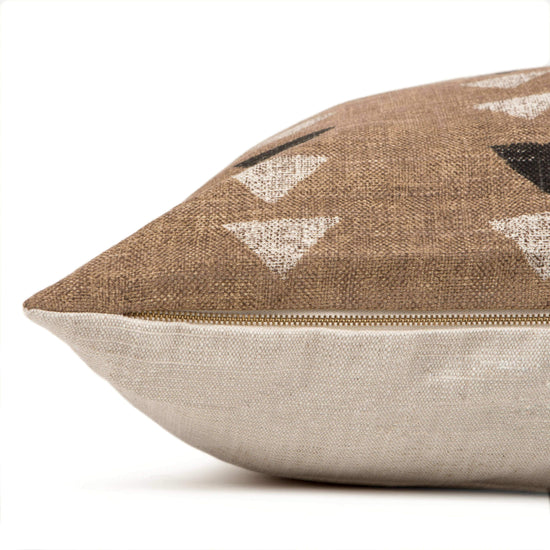 Amani Clay Dog Bed from The Foggy Dog