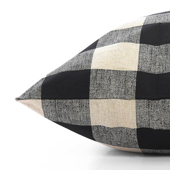 Buffalo Check Plaid Dog Bed from The Foggy Dog