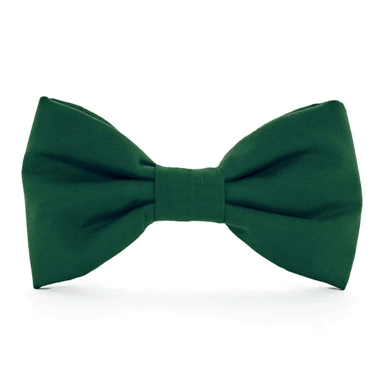 Evergreen Dog Bow Tie from The Foggy Dog