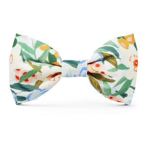 Gathered Dog Bow Tie from The Foggy Dog