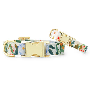 Gathered Dog Collar from The Foggy Dog