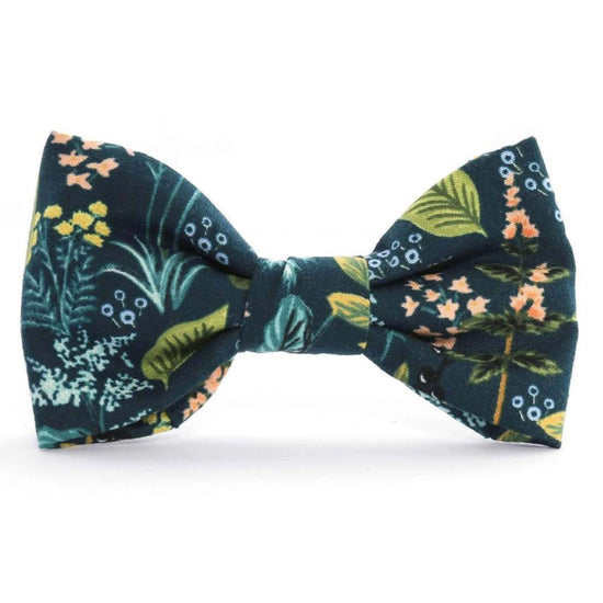Herb Garden Dog Bow Tie from The Foggy Dog
