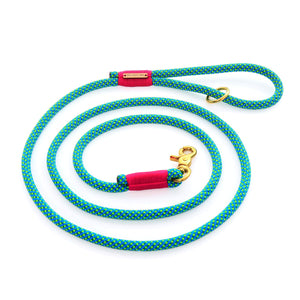 Jewel Climbing Rope Dog Leash from The Foggy Dog