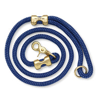 Ocean Marine Rope Dog Leash from The Foggy Dog