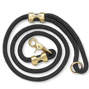 Onyx Marine Rope Dog Leash from The Foggy Dog